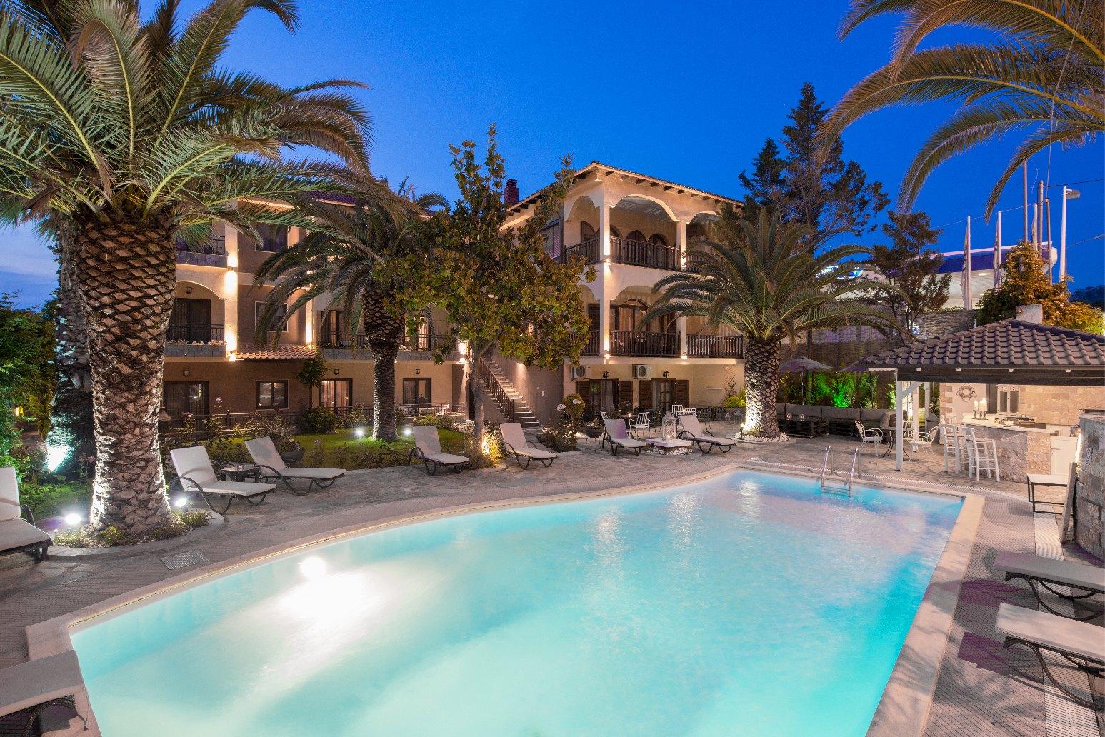 Villa Pipini Luxury Thassos